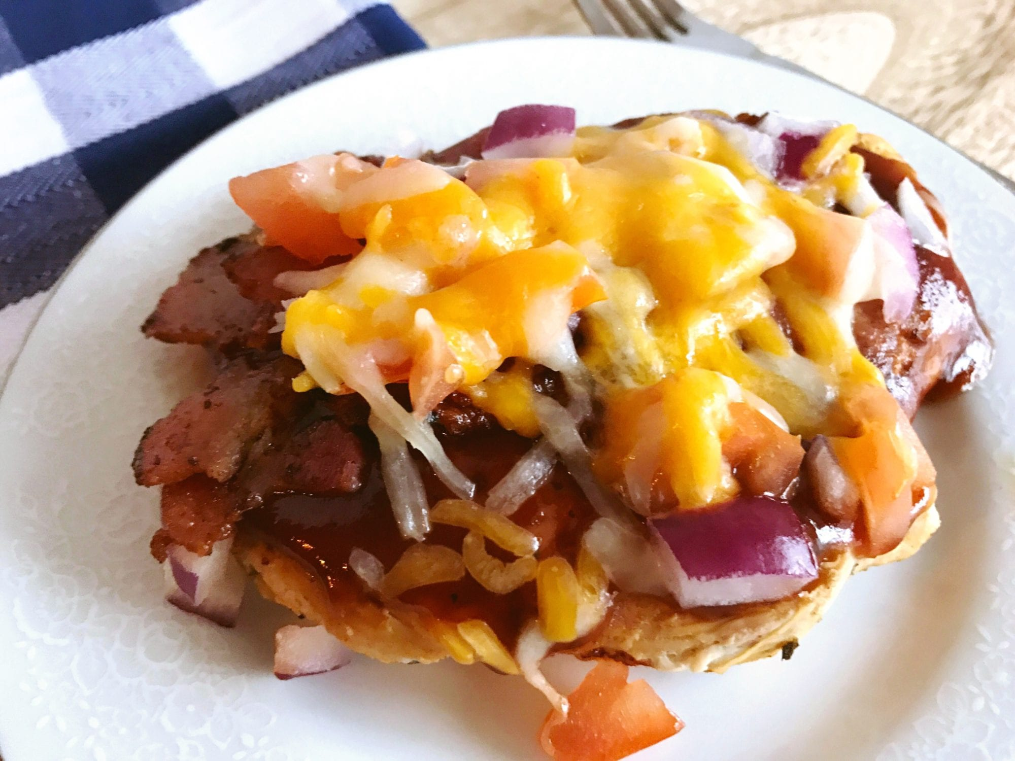 Bbq Bacon Monterey Chicken Meal Planning Mommies